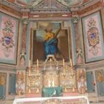Coeur de l eglise Sainte André