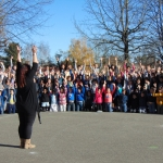 Ecole Jean Moulin - projet langue des signes