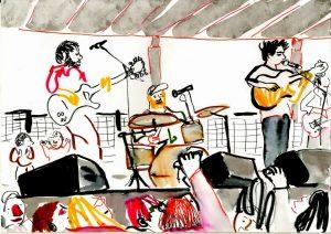 Concert @ Salle Polyvalente