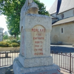 MONUMENT AUX MORTS - ste foy
