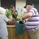 Atelier jardinage à l'Arrayade