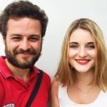 Les volontaires : Léo et Léna