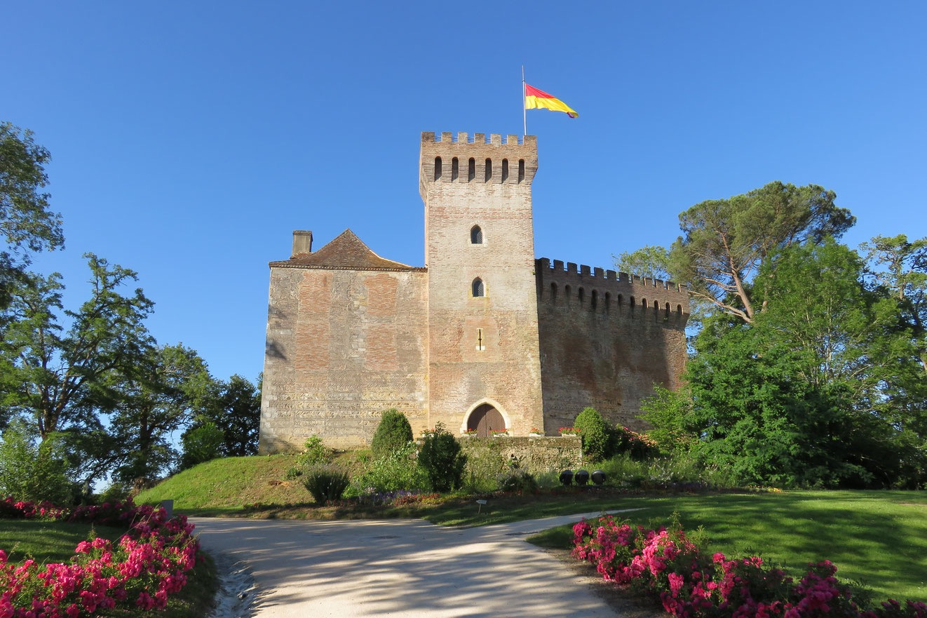 Château de Morlanne - Adeline Mouly