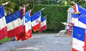 Commémoration 1918 @ Monument aux morts