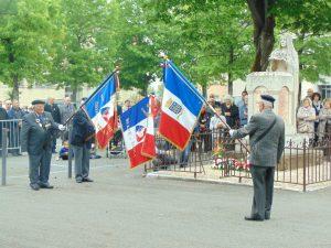 Cérémonie commémorative de la Déportation @ Eglise Sainte-Foy