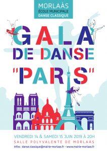 Prévente billets Gala danse classique @ Mairie de Morlaàs